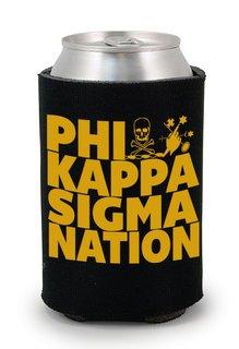 Phi Kappa Sigma Nations Can Cooler