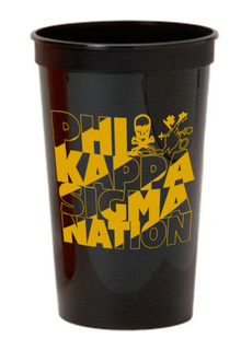 Phi Kappa Sigma Nations Stadium Cup - 10 for $10!