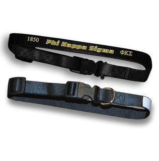 Phi Kappa Sigma Pet Collar