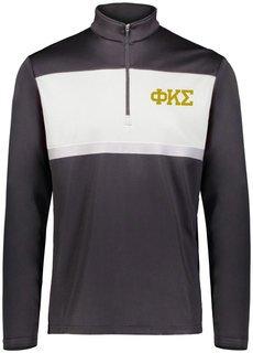 Phi Kappa Sigma Prism Bold 1/4 Zip Pullover