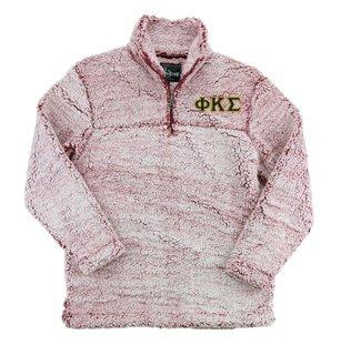 Phi Kappa Sigma Sherpa Pullover