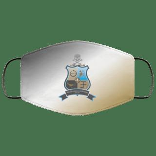 Phi Kappa Sigma Super Crest Face Masks