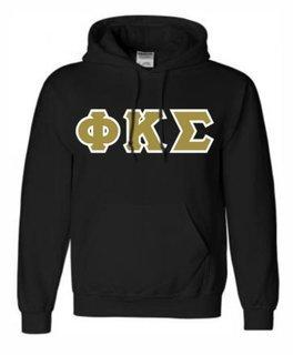 Phi Kappa Sigma Sewn Lettered Sweatshirts