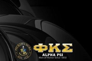 Phi Kappa Sigma Tablecloth