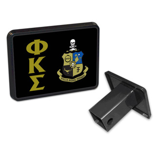 Phi Kappa Sigma Trailer Hitch Covers