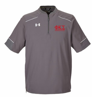 Phi Kappa Sigma Under Armour�  Men's Ultimate Short Sleeve Fraternity Windshirt