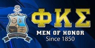 Phi Kappa Sigma Vinyl Banner