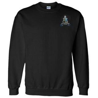 DISCOUNT-Phi Kappa Sigma World Famous Crest - Shield Crewneck Sweatshirt
