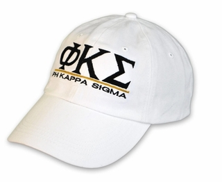 Phi Kappa Sigma World Famous Line Hat - MADE FAST!