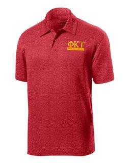 Phi Kappa Tau- $25 World Famous Greek Contender Polo