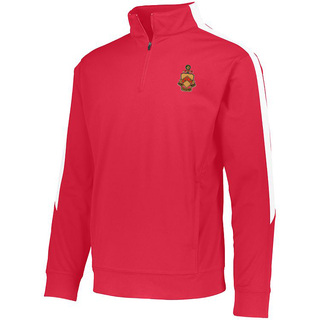 DISCOUNT-Phi Kappa Tau-  World Famous Greek Crest - Shield Medalist Pullover