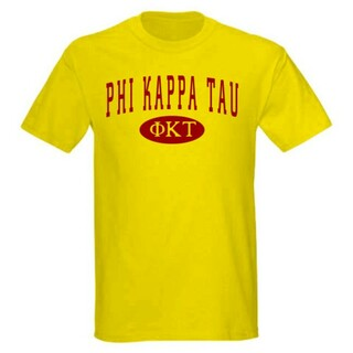 Phi Kappa Tau arch tee