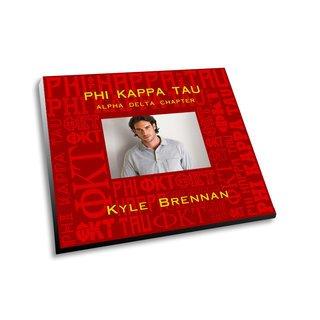 Phi Kappa Tau Collage Picture Frame