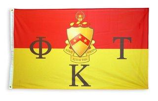 Phi Kappa Tau Flag 3' x 5'