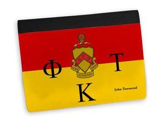 Phi Kappa Tau Flag Portfolio