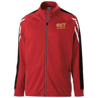 Phi Kappa Tau Flux Track Jacket