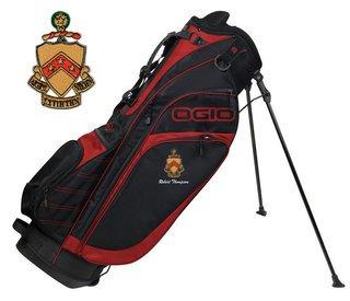 Phi Kappa Tau Golf Bags