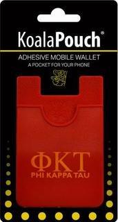 Phi Kappa Tau Koala Pouch Phone Wallet