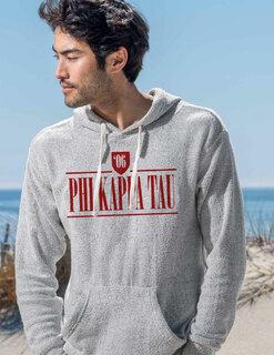 Phi Kappa Tau Lucas Loop Fleece Hood