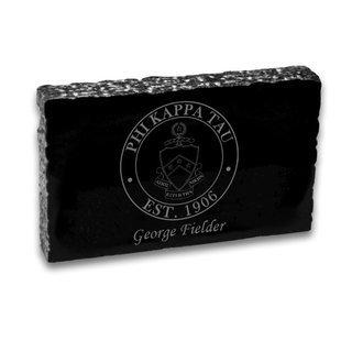 Phi Kappa Tau Marble paperweight