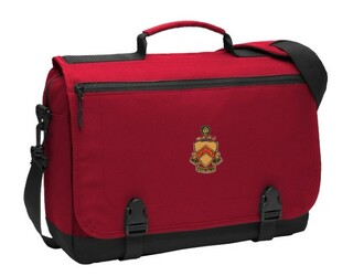 DISCOUNT-Phi Kappa Tau Messenger Briefcase