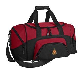 Phi Kappa Tau Colorblock Duffel Bag