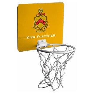 Phi Kappa Tau Mini Basketball Hoop