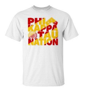 Phi Kappa Tau Nation T-Shirt