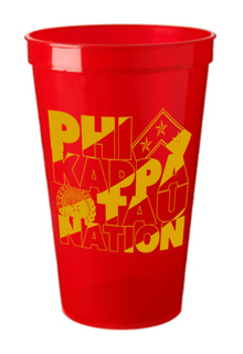 Phi Kappa Tau Nations Stadium Cup - 10 for $10!