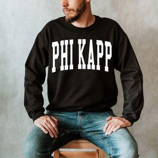 Phi Kappa Tau Nickname Crewneck Sweatshirt