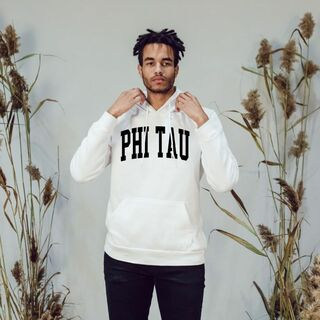 Phi Kappa Tau Nickname Hooded Sweatshirt