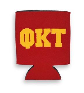 Phi Kappa Tau Pocket Can Cooler