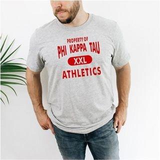Phi Kappa Tau Property Of Athletics