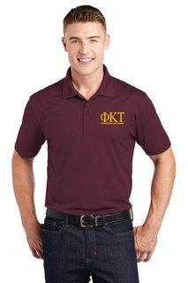 Phi Kappa Tau Sports Polo