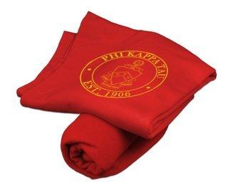 Phi Kappa Tau Sweatshirt Blanket