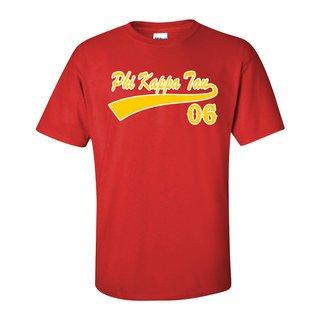 Phi Kappa Tau tail tee
