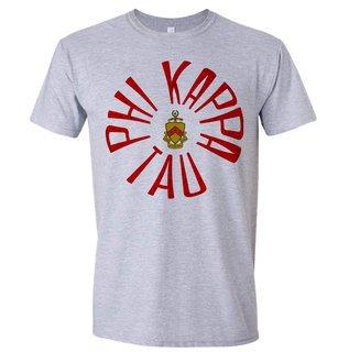 Phi Kappa Tau Tube T-Shirt
