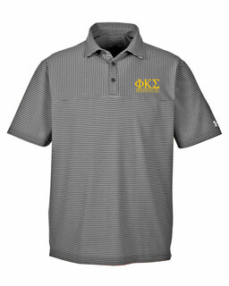 Phi Kappa Tau Under Armour�  Men's Playoff Fraternity Polo