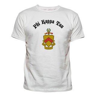 Phi Kappa Tau Vintage Crest - Shield T-shirt