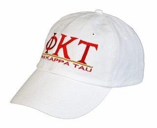 Phi Kappa Tau World Famous Line Hat - MADE FAST!