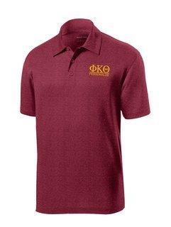 Phi Kappa Theta- $25 World Famous Greek Contender Polo
