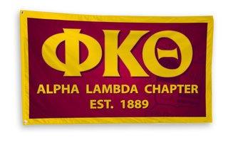 Phi Kappa Theta 3 x 5 Flag