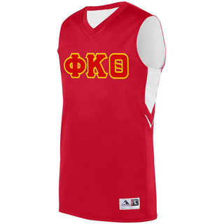 DISCOUNT-Phi Kappa Theta Alley-Oop Basketball Jersey