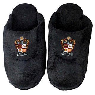 Phi Kappa Theta Black Solid Slipper