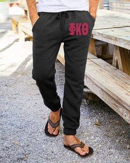 Phi Kappa Theta Big Letter Sweatpants