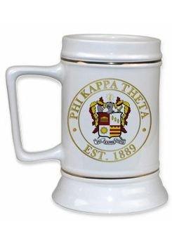 Phi Kappa Theta Ceramic Stein