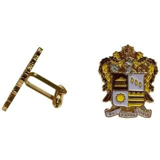 Phi Kappa Theta Color Crest - Shield Cuff links