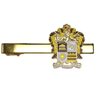Phi Kappa Theta Color Crest - Shield Tie Clips