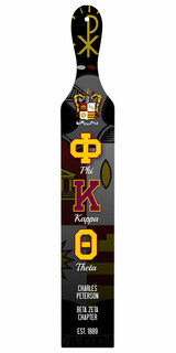 Phi Kappa Theta Custom Full Color Paddle