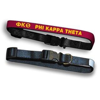Phi Kappa Theta Dog Collar